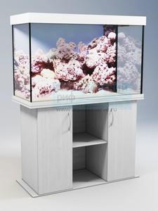 Аквариум прямоугольный Аквас (Aquas) 250 литров