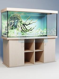 Аквариум панорамный Аквас (Aquas) 500 литров