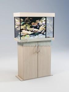 Аквариум прямоугольный Аквас (Aquas) 60 литров
