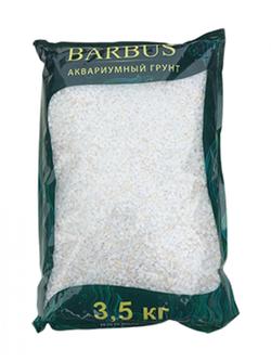 Грунт BARBUS Мрамор белый 2-3 мм