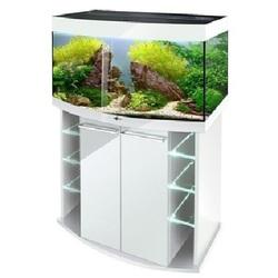 Премиальный аквариум Биодизайн (Biodesign) Crystal Panoramic (Кристалл) 145 литров панорамный