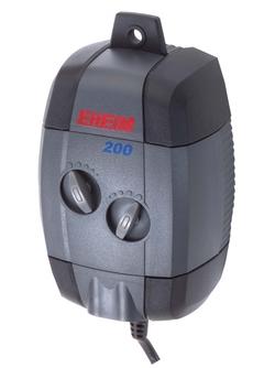 Компрессор Eheim Air Pump 200 для аквариума до 200л