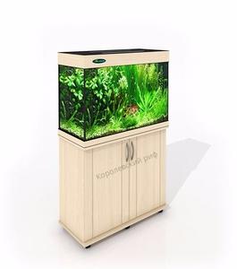 Прямоугольный аквариум 130 литров Карон