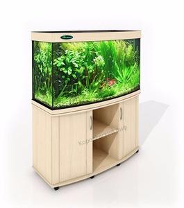 Панорамный аквариум 300 литров Патонг