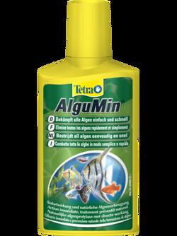 Средство против водорослей Tetra AlguMin 250мл на 500л