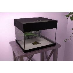 Аквариум для черепах 40 литров Зелаква