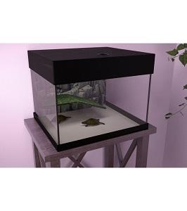 Аквариум для черепахи 55 литров Зелаква