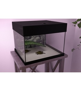 Аквариум для черепах 55 литров Зелаква
