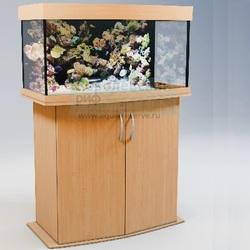 Аквариум панорамный Аквас (Aquas) 100 литров Бук
