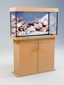 Аквариум прямоугольный Аквас (Aquas) 120 литров