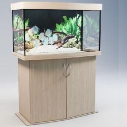 Аквариум панорамный Аквас (Aquas) 160 литров