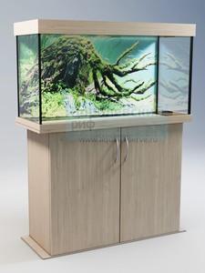 Аквариум прямоугольный Аквас (Aquas) 160 литров
