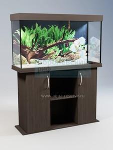 Аквариум прямоугольный Аквас (Aquas) 170 литров