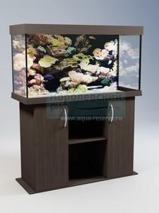 Аквариум прямоугольный Аквас (Aquas) 180 литров