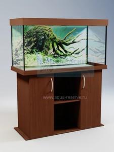 Аквариум прямоугольный с тумбой Аквас (Aquas) 200 литров