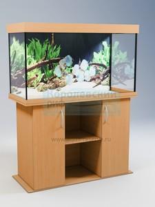 Аквариум прямоугольный Аквас (Aquas) 220 литров