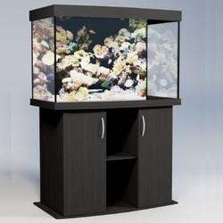 Аквариум панорамный Аквас (Aquas) 220 литров