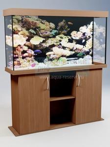 Аквариум прямоугольный с тумбой Аквас (Aquas) 230 литров