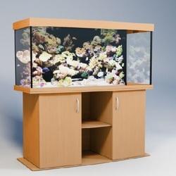 Аквариум панорамный Аквас (Aquas) 350 литров