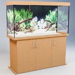 Аквариум прямоугольный Аквас (Aquas) 410 литров