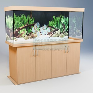 Аквариум прямоугольный Аквас (Aquas) 500 литров