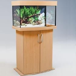 Аквариум панорамный Аквас (Aquas) 80 литров