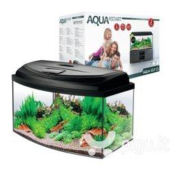 Панорамный Аквариум Aquael AQUA4 START Owal (45 литров)