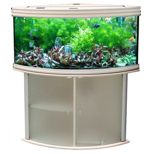 Аквариум Aquatlantis EVASION CORNER 120 (305 литров) с тумбой