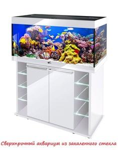Премиальный аквариум Биодизайн (Biodesign) Crystal (Кристалл) 145 литров прямоугольный