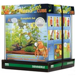 Аквариум прямоугольный Dennerle Nano KidsCube 20 литров