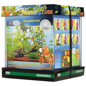 Аквариум Dennerle Nano KidsCube 20 литров