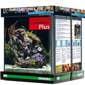 Аквариум Куб Dennerle Nano Marinus Cube 30 Complete Plus (30 литров)