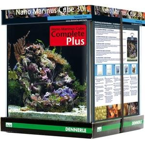 Аквариум Куб Dennerle Nano Marinus Cube 60 Complete Plus 60 литров