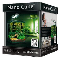 Аквариум Dennerle NanoCube Basic 10 (10 литров)