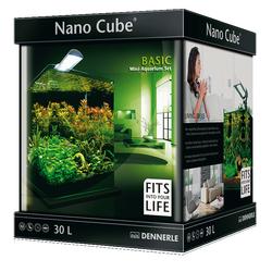 Аквариум прямоугольный Dennerle NanoCube Basic 30 (30 литров)