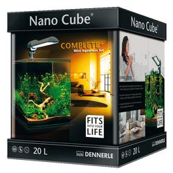 Аквариум прямоугольный Dennerle NanoCube Complete Plus 20 (20 литров)