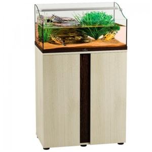 Аквариум для черепах Биодизайн Turt-House Aqua 70 (64 литра)