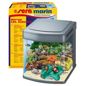 Аквариум Sera Biotop LED CUBE 130 (130 литров)