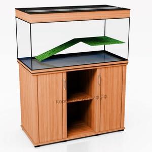 Аквариум для черепах Королевский Риф 250 литров (101х51х56)