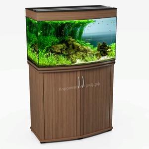 Аквариум Королевский Риф 160 литров (80х45х56) панорамный