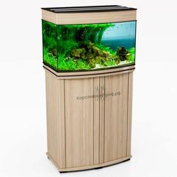 Аквариум Королевский Риф 80 литров (60х36х46) панорамный