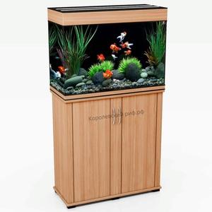 Аквариум Королевский Риф 100 литров (70х30х56) прямоугольный