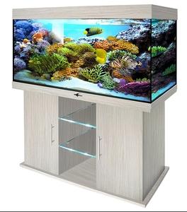 Прямоугольный аквариум с тумбой Биодизайн (Biodesign) АТОЛЛ 400 (370 литров)