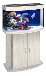 Аквариум панорамный Биодизайн (Biodesign) Панорама 100(98 литров)