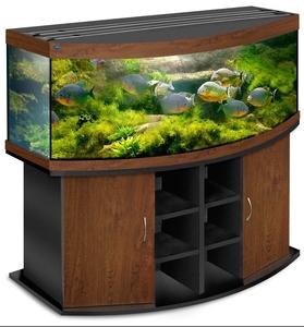 Панорамный Аквариум с тумбой Биодизайн (Biodesign) Панорама 600 литров