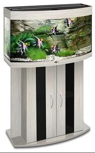 Аквариум панорамный с тумбой Биодизайн (Biodesign) Панорама 77 литров
