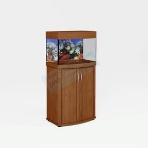 Аквариум панорамный 80 литров