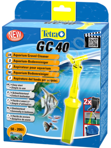 Сифон Tetratec GC40 средний для аквариума до 200л