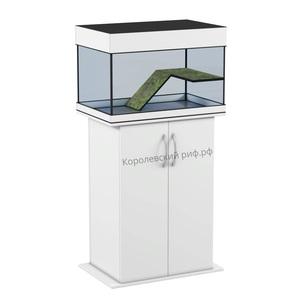Аквариум для черепах Королевский Риф 60 литров (55х35х37)