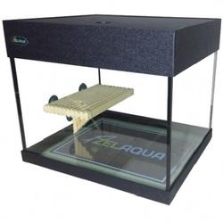 Аквариум для черепахи ЗелАква (ZelAqua) Рейли 40 литров